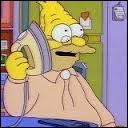 À quel clan Abraham Simpson n'a-t-il jamais appartenu ?
