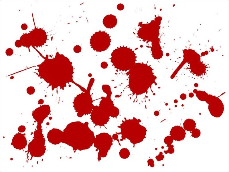 Tome 3 - Quel message est écrit avec du sang derrière l'homme à l'oeil recousu ?