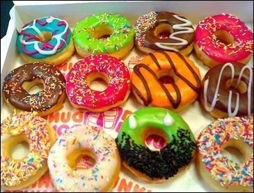 C'est le dessert favori d'Homer Simpson :