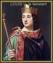 À quelle dynastie appartient Louis V ?