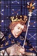Le roi d'Angleterre Guillaume le Conquérant fut l'adversaire de ce roi :