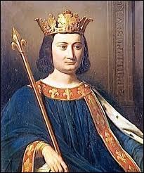L'épisode de la tour de Nesle se déroula sous le règne de ce roi :