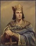 Ce roi fit annoter pour la première fois sur ses actes  Roi de France  :