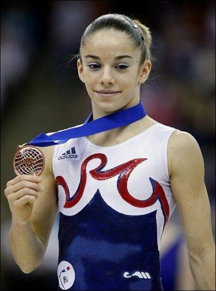 A-t-elle gagné une médaille aux JO de Londres en 2012 ?
