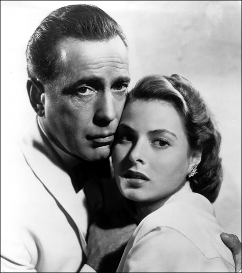 Quel film réunit Ingrid Bergman et Humphrey Bogart ?