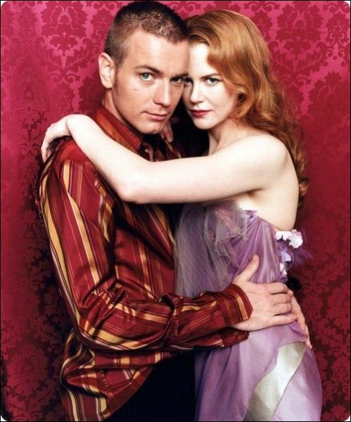 Dans quel film retrouve-ton Nicole Kidman et Edwan McGregor ?