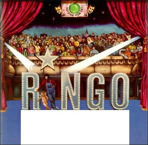 Quel est le nom de cet album signé Ringo Starr ?