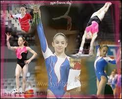 A quel age Youna Dufournet commence la gymnastique