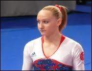 Qui cette gymnaste ?
