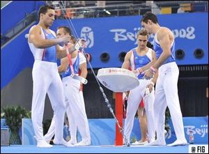 Quel est le pays le plus fort en gymnastique ?