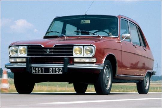 Quelle est cette Renault ?