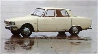 Première automobile à bénéficier du titre de la voiture de l'année en 1964, c'est une :