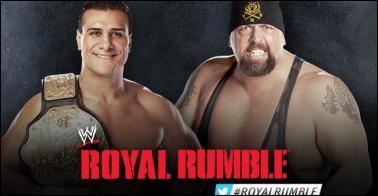 Big Show vs Alberto Del Rio : qui est le vainqueur pour le championnat du monde poids lourds ? (Last Man Standing match)