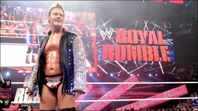 Qui est ce catcheur qui a fait un retour surprise lors du Royal Rumble match ?