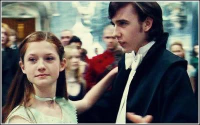 Dans Harry Potter 4, avant Ginny, à qui Neville avait-il demandé pour aller au bal ?