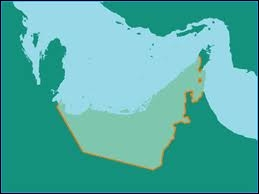 Quel(s) golfe(s) borde(nt) les Emirats arabes unis ?