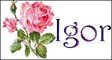 Quand est la fête de  Igor  ?