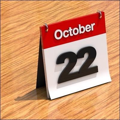 Le 22 octobre est la fête de :