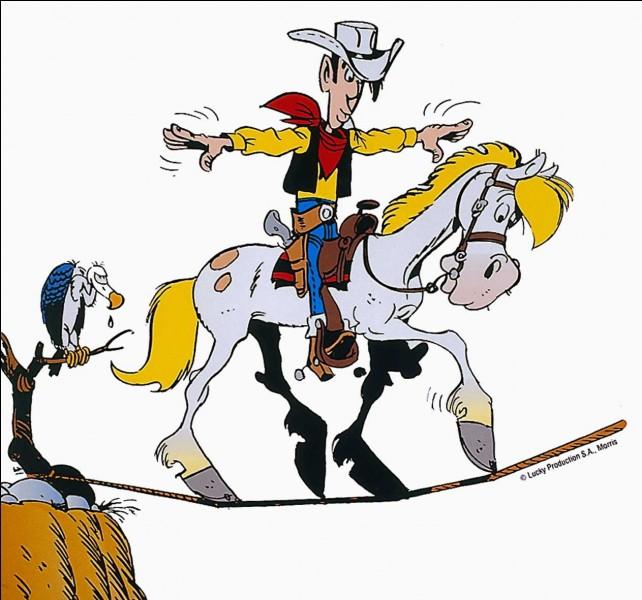"""Quand il ne s'agit pas de plaisanter ou de s'agiter au moindre vent que signifie """"badiner"""" pour Jolly Jumper ?"""