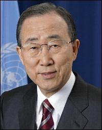 Comment se nomme ce secrétaire général de l'ONU ?
