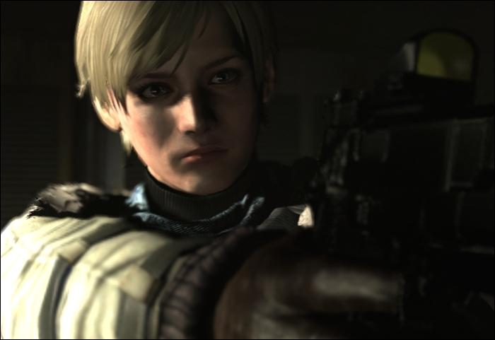 """Qui est ce personnage tiré de """"Resident Evil 6"""" ?"""