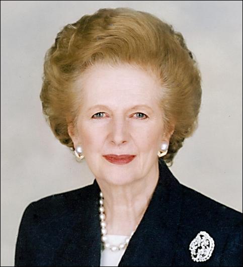 Comme se nomme cette femme d'État britannique ?