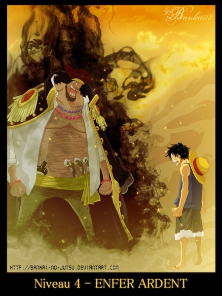 Rencontre luffy hancock