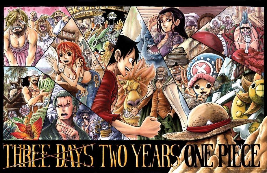 One Piece : connaissances approfondies