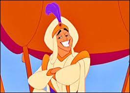 Dans quel film Disney voit-on ce  prince des voleurs  ?