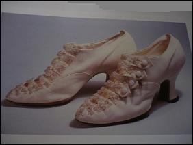 Chaussures érotiques en cuir