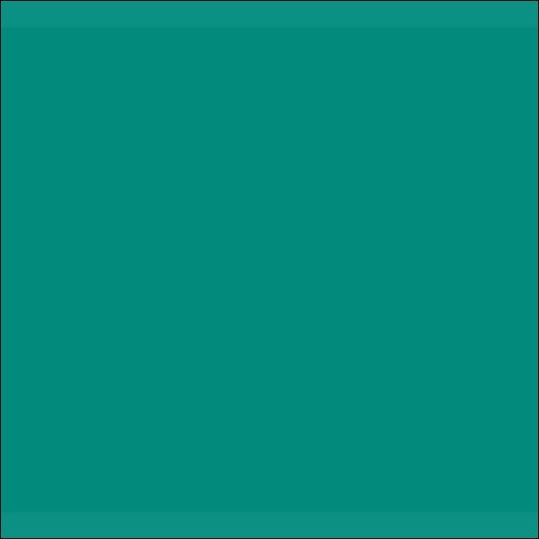 Couleur vert turquoise resine de protection pour peinture for Couleur bleu vert
