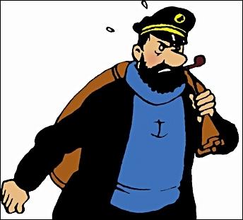 Comment s'appelle ce personnage de Tintin ?