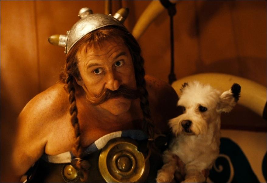 Quel personnage interprète Gérard Depardieu ?