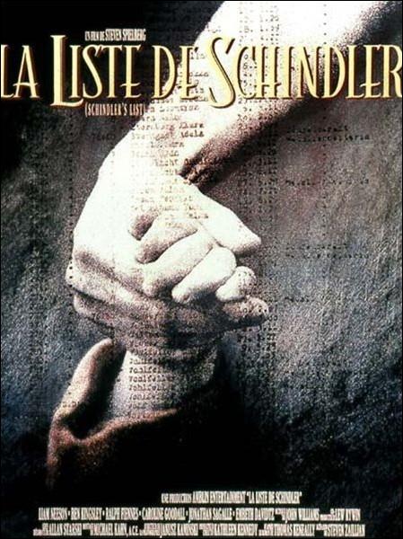 Quel acteur incarne Itzhak Stern, comptable d'Oskar Schindler l'industriel allemand dans  La liste de Schindler  en 1993 ?