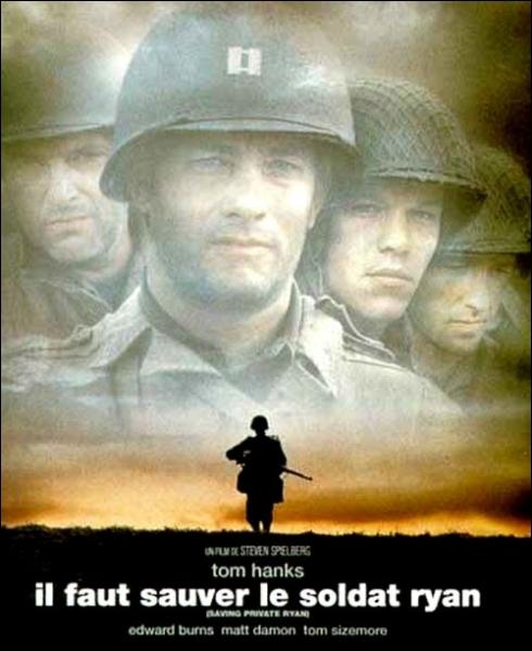 Qui incarne Francis Ryan, le soldat qu'il faut retrouver et ramener sain et sauf dans ce film inspiré d'une histoire vraie   Il faut sauver le soldat Ryan   ?