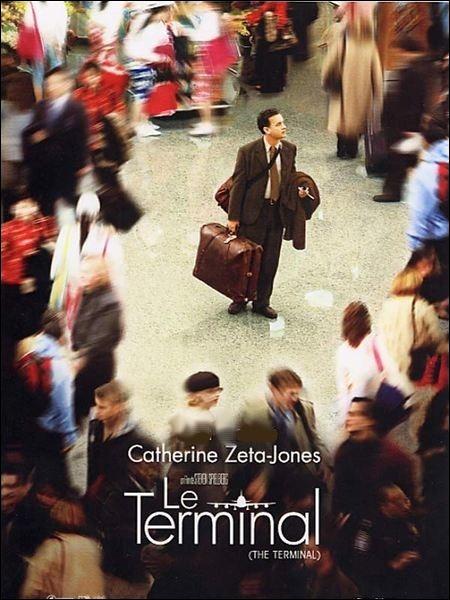 Inspiré de histoire vraie d'un réfugié iranien,  Le Terminal  se déroule principalement dans l'aéroport John-Fitzgerald-Kennedy à New-York. Qui interprète ce rôle ?