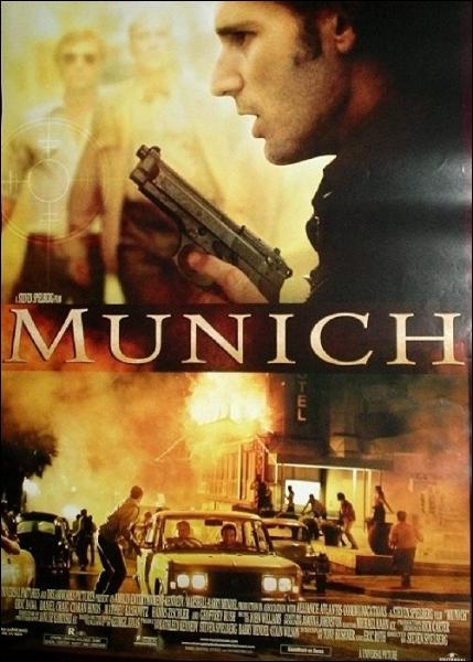 Munich , réalisé en 2005 est un thriller politique s'inspirant du drame des J. O de Munich. Quand eurent lieu ces olympiades ?