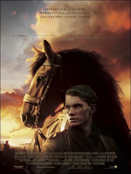 En 2011 , il réalise un film rendant hommage aux huit millions de chevaux sacrifiés durant la Première Guerre mondiale. Quel est ce film ?