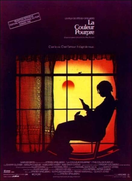 Qui incarne la jeune fille noire Célie dans  La couleur Pourpre , drame inspiré du roman du même nom d'Alice Walker en 1985 ?