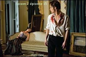 De qui Stefan se nourrit-il involontairement pour achever sa transformation ?