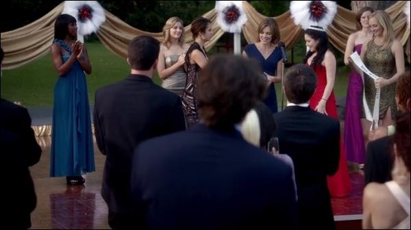 Qui est élue Miss Mystic Falls, dans l'épisode 7 ?