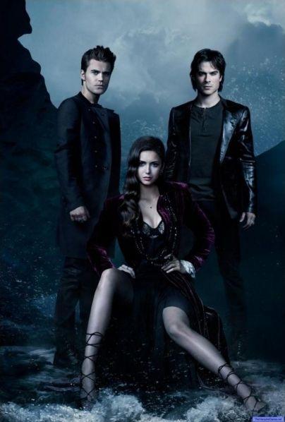 The Vampire Diaries - saison 4