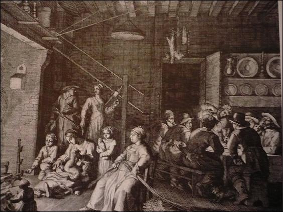 Thomas Platter prenait pension chez le riche citoyen M. Carsans, en 1597, à Uzès. Il observait avec attention les coutumes de la province. La veillée de Noël ne manqua pas de l'intriguer. Pourquoi ?