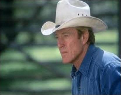 Dans quel film de 1998, adapté du roman éponyme de Nicholas Evans, peut-on voir Robert Redford dans le rôle principal ?