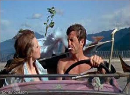 Quel est le titre de ce film sorti en 1964 avec Jean-Paul Belmondo et Françoise Dorléac ?