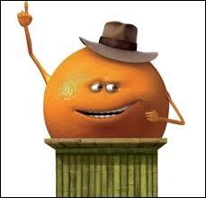 Qui est ce drôle de petit fruit à l'air  classe  ?