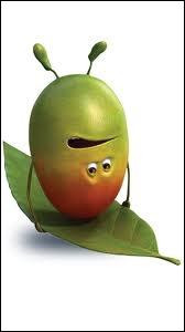 Qui est ce drôle de petit fruit tellement timide ?
