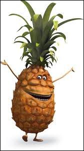 Qui est ce drôle de petit fruit festif ?