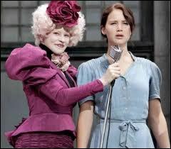 Combien de fois Katniss avait son nom inscrit sur le tirage ?