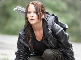 Quelle note /12 Katniss obtient-elle à l'entraînement ?